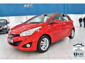 Foto numero 0 do veiculo Hyundai HB20 1.6 Premium - Vermelha - 2013/2013