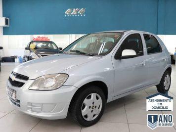 Foto numero 0 do veiculo Chevrolet Celta LT - Prata - 2012/2012