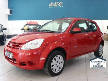Foto numero 0 do veiculo Ford KA COMPLETO - Vermelha - 2011/2011