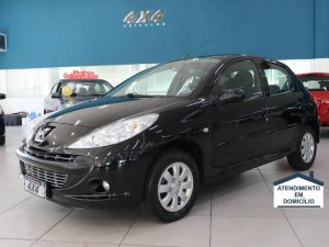 Foto numero 0 do veiculo Peugeot 207 xr sport - Preta - 2010/2011