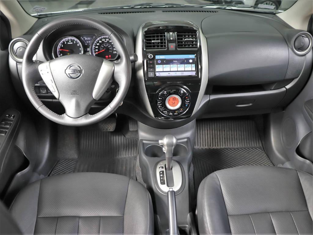 Nissan Versa 1.6 SL CVT 2019