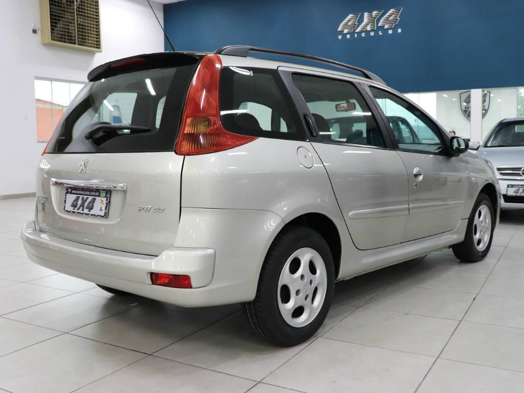 Peugeot 207 SW XR 2012