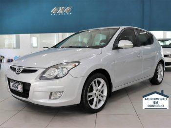 Foto numero 0 do veiculo Hyundai I30 - Prata - 2011/2012