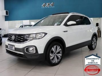 Foto numero 0 do veiculo Volkswagen T-Cross High line - Branca - 2019/2020