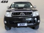 Foto numero 2 do veiculo Toyota Hilux CD 4X4 SRV - Preta - 2009/2009