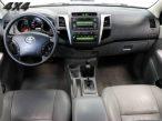 Foto numero 7 do veiculo Toyota Hilux CD 4X4 SRV - Preta - 2009/2009