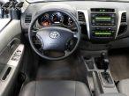 Foto numero 8 do veiculo Toyota Hilux CD 4X4 SRV - Preta - 2009/2009