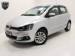 Foto numero 0 do veiculo Volkswagen Fox Connect MB - Prata - 2018/2019