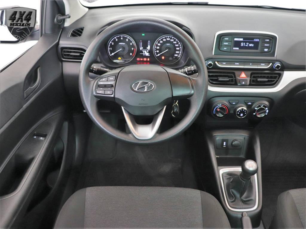 Hyundai HB20 1.0 M Sense 2020