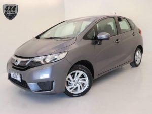 Foto numero 0 do veiculo Honda Fit DX 1.5 - Cinza - 2017/2017