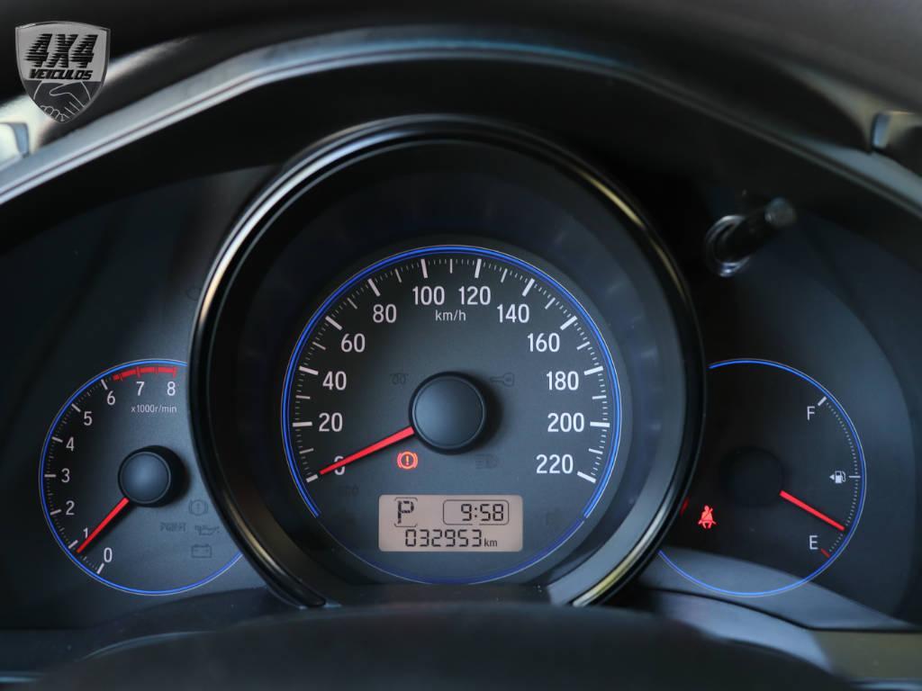 Honda Fit DX 1.5 2017