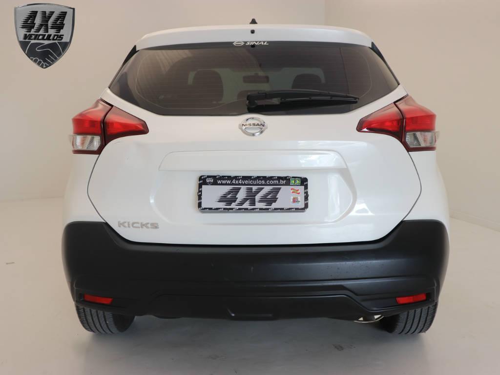 Nissan Kicks S CVT 2019