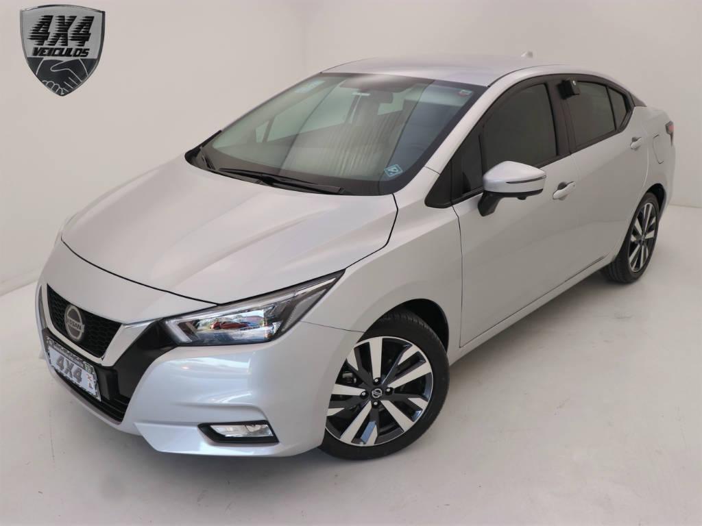 Nissan Versa EXCL CVT 2021