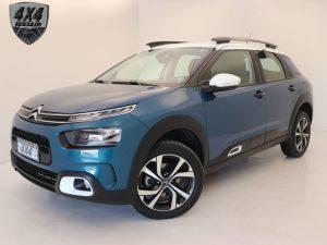 Foto numero 0 do veiculo Citroën C4 Cactus Feel Pack - Azul - 2019/2020