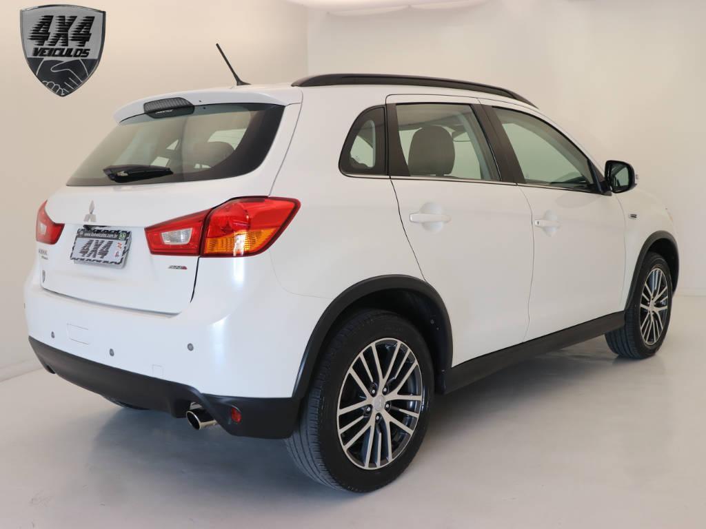 Mitsubishi ASX AWD 2.0 cvt 2018
