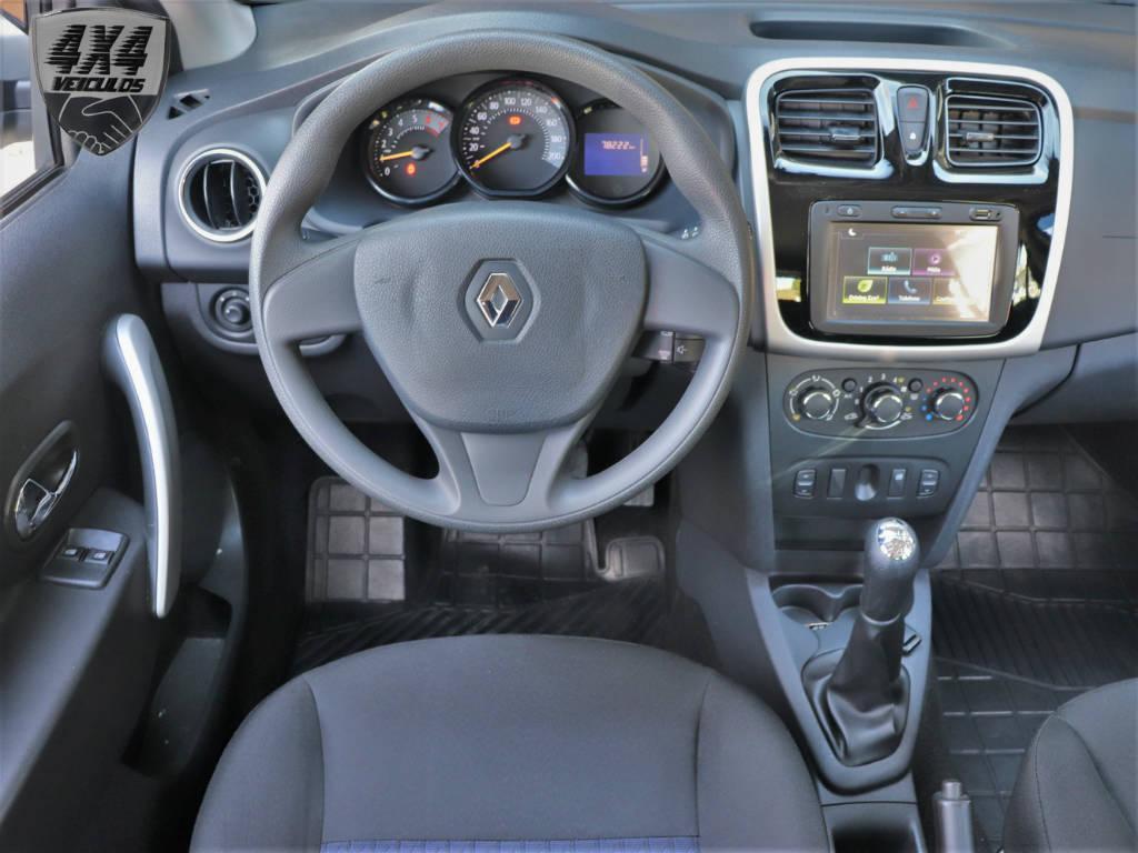 Renault Sandero Exp 1.6 2017