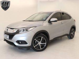 Foto numero 0 do veiculo Honda HR-V EX - Cinza - 2020/2020
