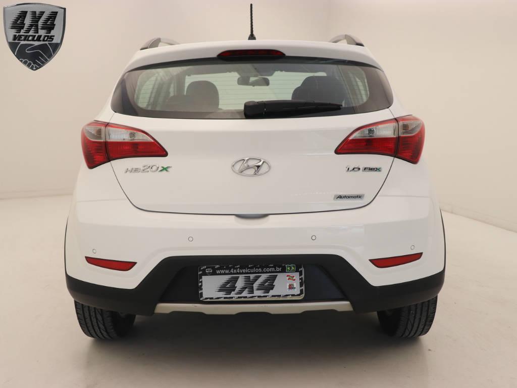 Hyundai HB20X 1.6 Premium AT 2015