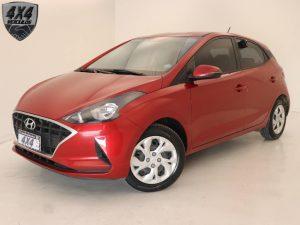 Foto numero 0 do veiculo Hyundai HB20 1.0 VISION - Vermelha - 2019/2020