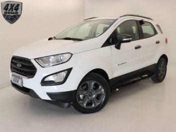 Foto numero 0 do veiculo Ford EcoSport FSL AT 1.5 - Branca - 2018/2019