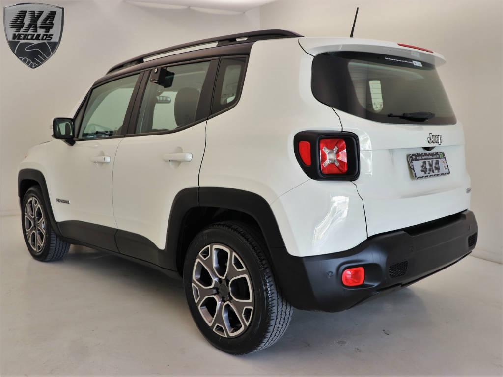 Jeep Renegade Longitude 1.8 flex 2018
