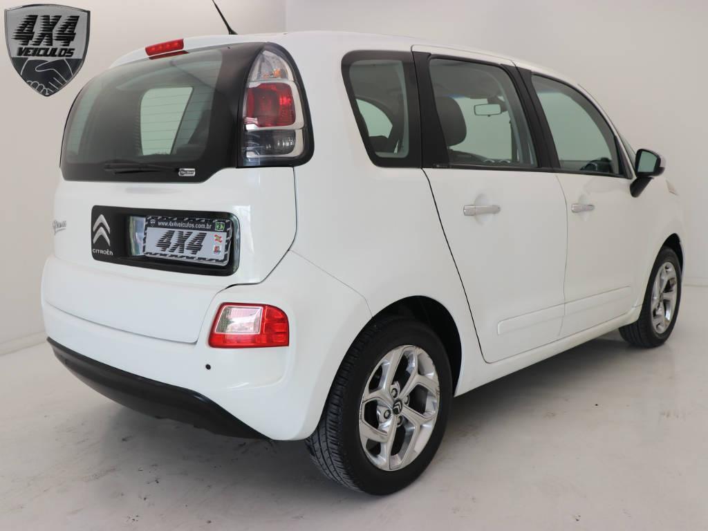 Citroën C3 Picasso Exclusive 1.6 2014