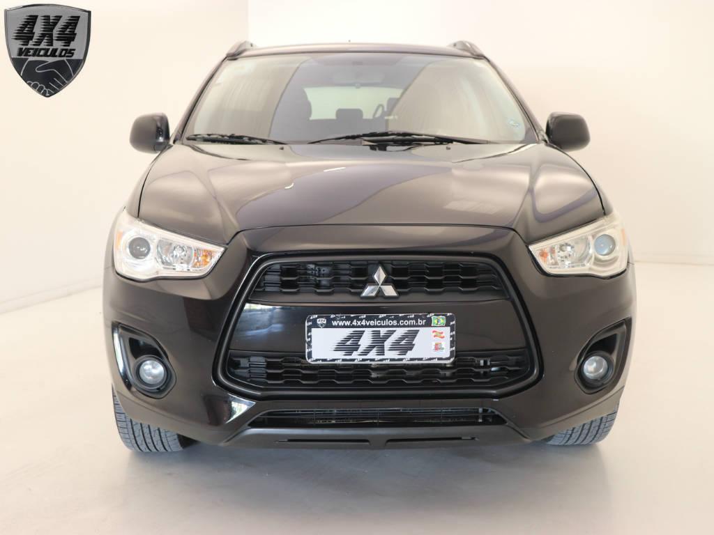 Mitsubishi ASX 2.0 CVT 2015