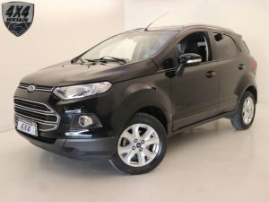 Foto numero 0 do veiculo Ford EcoSport Titanium 2.0 AT - Preta - 2012/2013