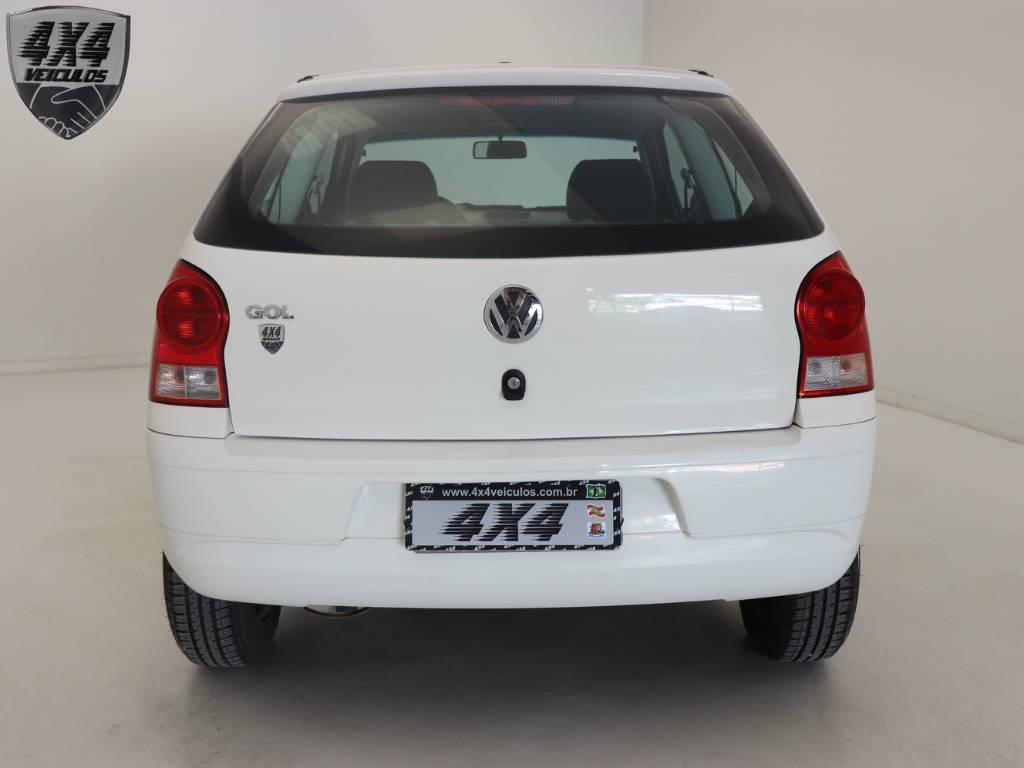 Volkswagen Gol 1.0 GIV 2013