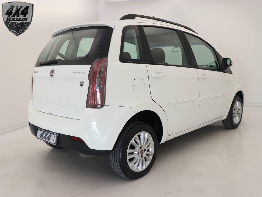 Fiat Idea Attractive 1.4 2013