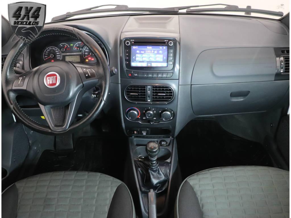 Fiat Strada Adventure CD 2019